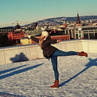Claire's Rural Dance Story – A trip to Oslo to see Panta Rei