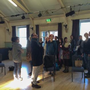 Dance Lab – a Rural Touring Scheme Perspective