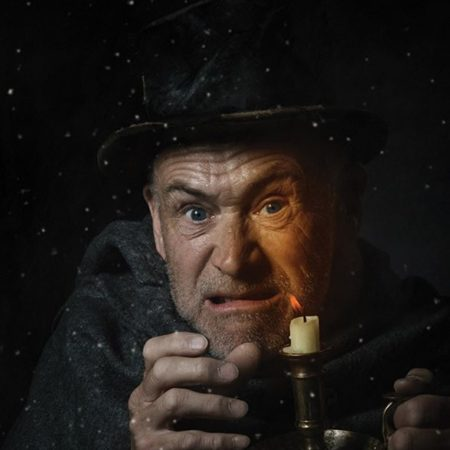 Dave Mynne (Rabbit Theatre) – A Christmas Carol