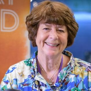 Rural Touring on Desert Island Discs with Pam Ayres