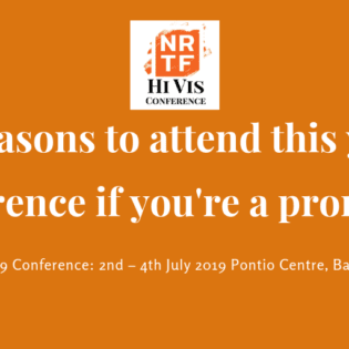 8 reasons to attend this years conference if you're a promoter…