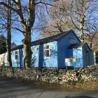 How The NRTF Works with Village Halls – and how you can join in!