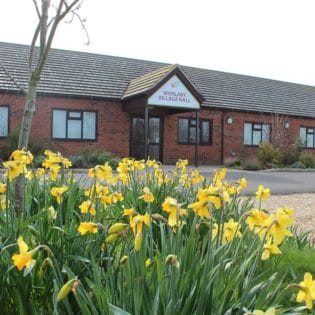 Guest Blog: Blaize Village Halls Week Interview with Worlaby Village Hall promoter