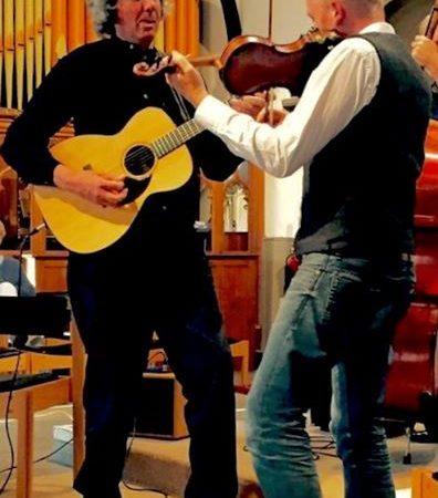 John Etheridge & Chris Garrick