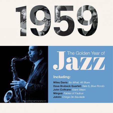 Neil Maya Quartet – 1959: The Golden Year of Jazz