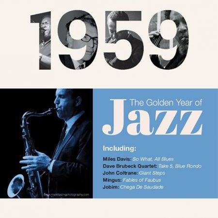 Neil Maya Quartet – 1959: The Golden Year of Jazz