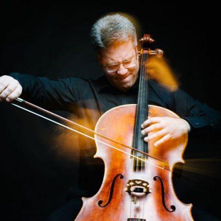Cello On Fire