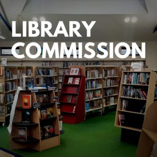 Spot On Lancashire: Library Touring Commission