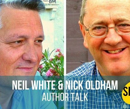 Cancelled – Neil White & Nick Oldham: Author Talk