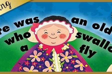 There Was an Old Lady Who Swallowed A Fly *CANCELLED*