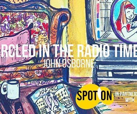 Circled In The Radio Times by John Osborne