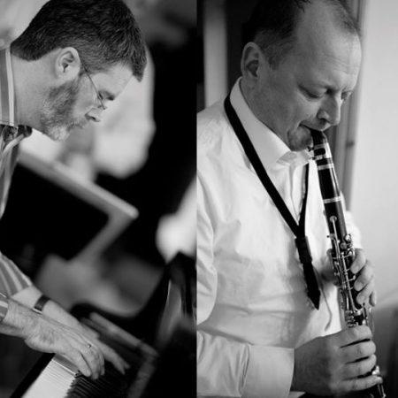 David Newton and Alan Barnes Live