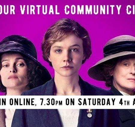 Virtual Community Cinema: Suffragette