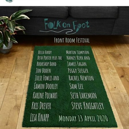 Folk On Foot Front Room Festival