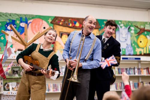 Touring Arts in Libraries – TAIL Project