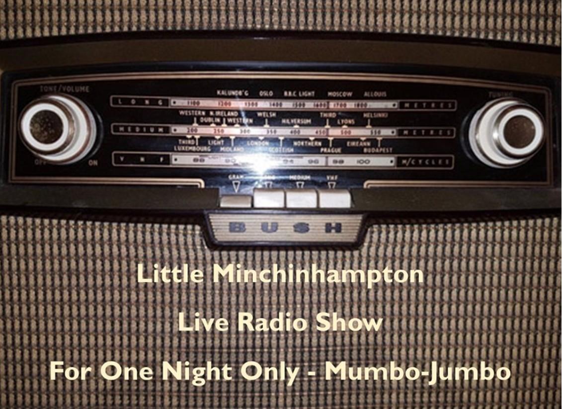 Mumbo-Jumbo – Live Radio Show Add On for Autumn Shows