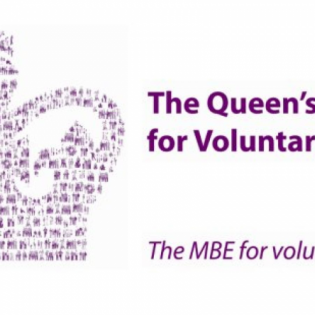 BCT Receive Queen's Award for Voluntary Service