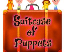 Suitcase of Puppets