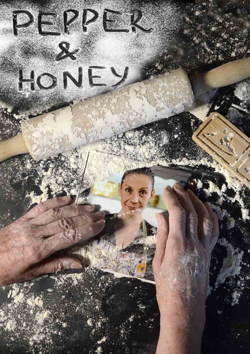 Pepper and Honey- one woman Covid safe show touring Nov 2020, and spring 2021