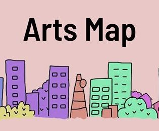 Public Campaign for the Arts – Arts Map