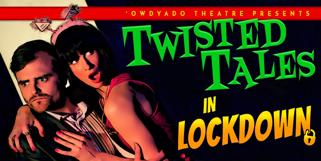 Twisted Tales in lockdown – full audio collection now available online