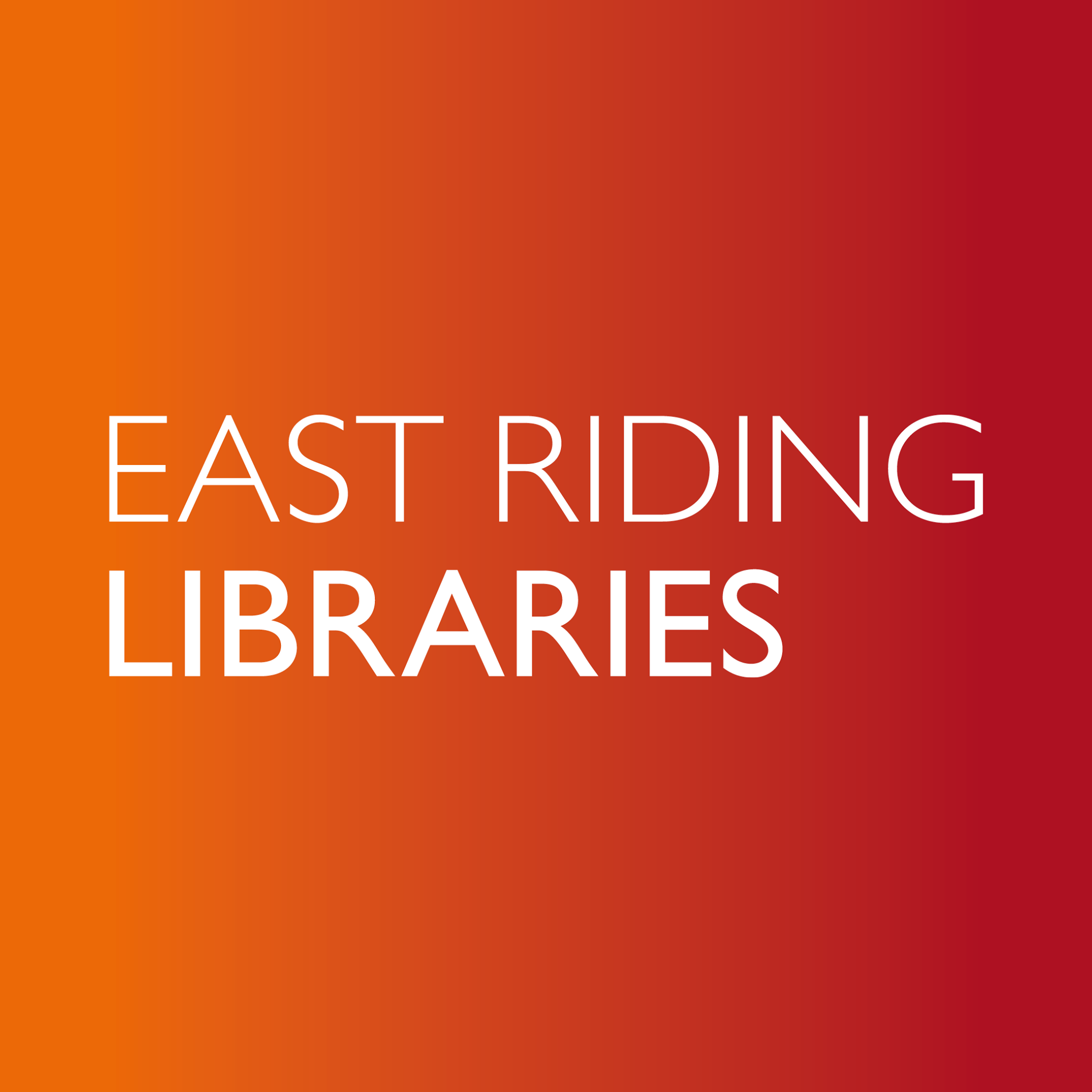 View member East Riding Libraries