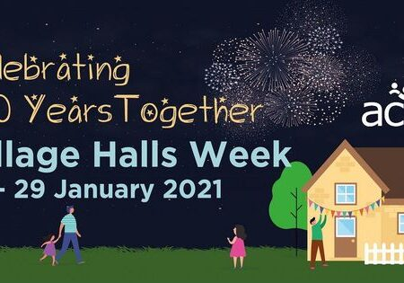 Join us in celebrating ACRE Village Halls Week 21st – 25th