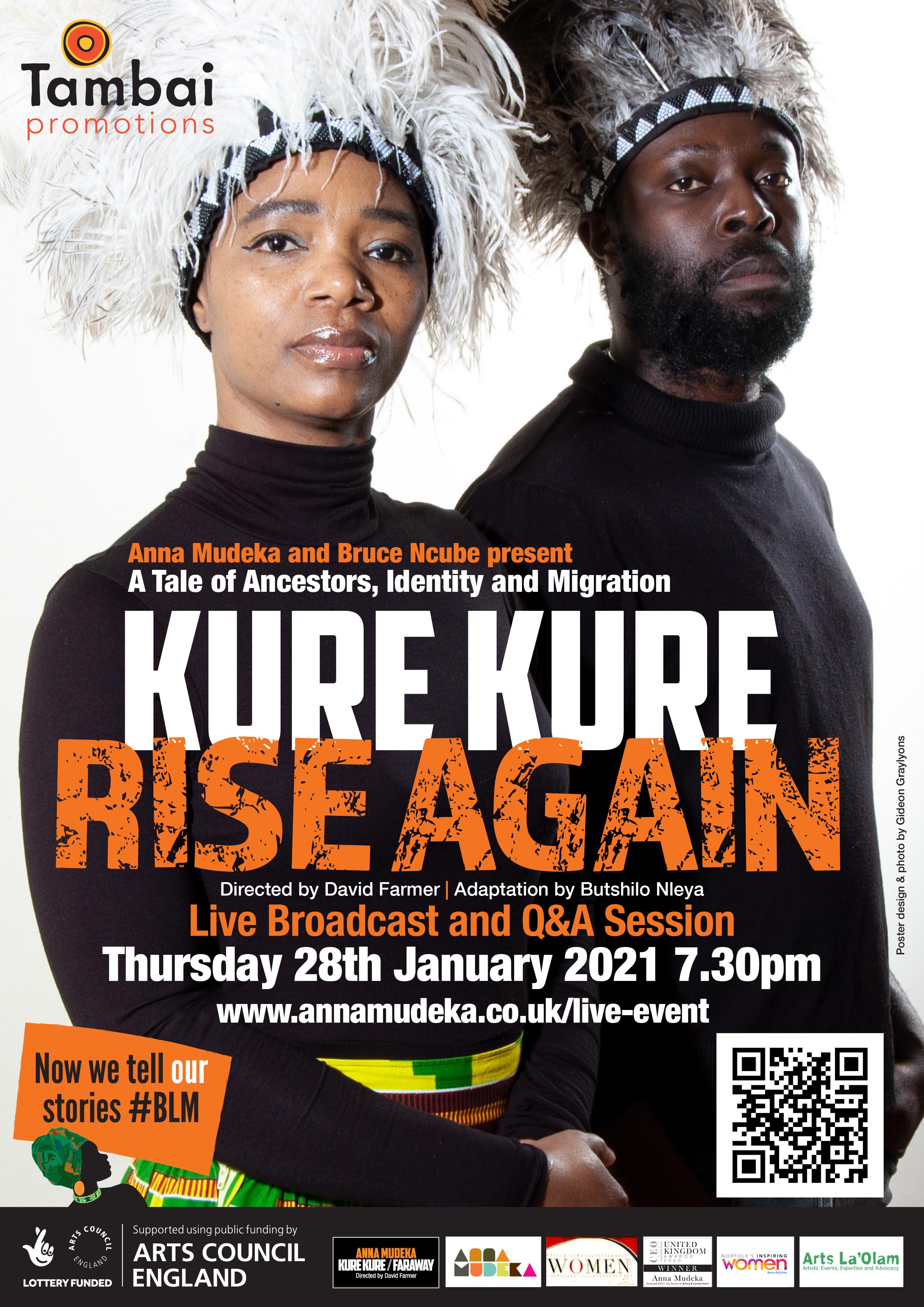 Kure Kure Rise Again; Anna Mudeka & Bruce Ncube