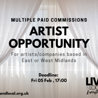 Live & Local Commission Opportunities