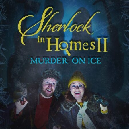 Sherlock in Homes: Murder on Ice