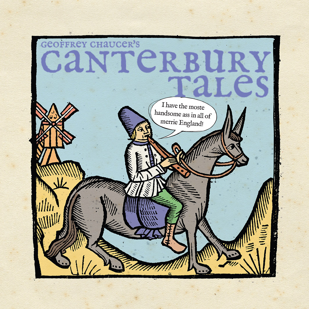 THE CANTERBURY TALES Show available from May – ready to tour!