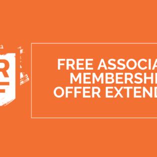 NRTF Extend Free Membership
