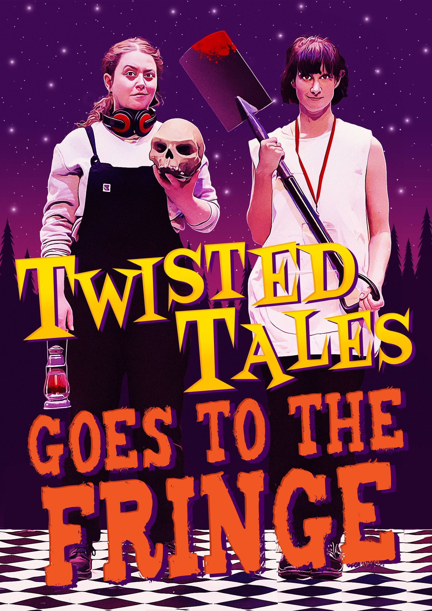 'Twisted Tales Goes to the Fringe' Edinburgh Livestream
