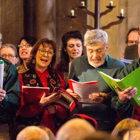 West Gallery Carol Concert by the Ridgeway Singers & Band