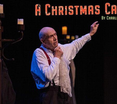 David Mynne presents A Christmas Carol