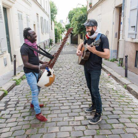 Amadou Diagne & Cory Seznec – Touki: Rights of Passage